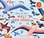 Klänge der Natur: Welt der Vögel, Hunter, Robert, Prestel Verlag, EAN/ISBN-13: 9783791373706