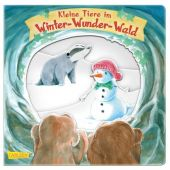 Kleine Tiere im Winter-Wunder-Wald, McLean, Gill, Carlsen Verlag GmbH, EAN/ISBN-13: 9783551171283