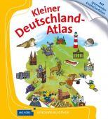 Kleiner Deutschland-Atlas, Weller-Essers, Andrea, Fischer Meyers, EAN/ISBN-13: 9783737371780