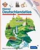 Kleiner Deutschlandatlas, Fischer Meyers, EAN/ISBN-13: 9783737371179