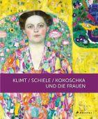 Klimt/Schiele/Kokoschka und die Frauen, Prestel Verlag, EAN/ISBN-13: 9783791354958