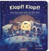 Klopf! Klopf! Komm herein, keiner bleibt heut Nacht allein!, Ashman, Linda, Ars Edition, EAN/ISBN-13: 9783845829821