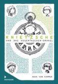 Knietzsche und das Hosentaschen-Orakel, Kampen, Anja von, Mixtvision Mediengesellschaft mbH., EAN/ISBN-13: 9783958540668