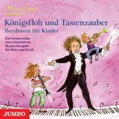 Königsfloh und Tastenzauber, Simsa, Marko, Jumbo Neue Medien & Verlag GmbH, EAN/ISBN-13: 9783833723544