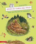Komm mit durch den Wald!, Riha, Susanne, Betz, Annette Verlag, EAN/ISBN-13: 9783219117011