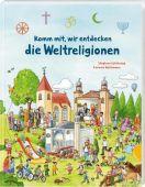 Komm mit, wir entdecken die Weltreligionen, Schlensog, Stephan, Gabriel, EAN/ISBN-13: 9783522305020