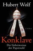 Konklave, Wolf, Hubert, Verlag C. H. BECK oHG, EAN/ISBN-13: 9783406707179