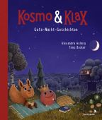 Kosmo & Klax - Gute-Nacht-Geschichten, Helmig, Alexandra, Mixtvision Mediengesellschaft mbH., EAN/ISBN-13: 9783958540637