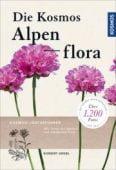 Kosmos Alpenflora, Griebl, Norbert, Franckh-Kosmos Verlags GmbH & Co. KG, EAN/ISBN-13: 9783440157008