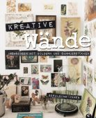 Kreative Wände, James, Geraldine, Christian Verlag, EAN/ISBN-13: 9783862441471