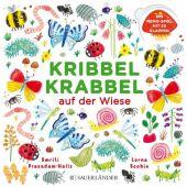 Kribbel Krabbel auf der Wiese, Prasadam-Halls, Smriti, Fischer Sauerländer, EAN/ISBN-13: 9783737354899