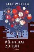Kühn hat zu tun, Weiler, Jan, Rowohlt Verlag, EAN/ISBN-13: 9783499266829