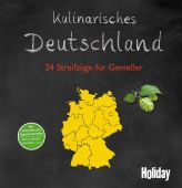 Kulinarisches Deutschland, Nowak, Axel/Reisenegger, Verónica/Dorsch, Peter, EAN/ISBN-13: 9783834221346