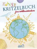 Kunstkritzelbuch für Weltentdecker, E.A.Seemann, EAN/ISBN-13: 9783865023902
