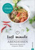 Last Minute Abendessen, Proebst, Margit, Christian Verlag, EAN/ISBN-13: 9783959611244