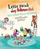 Leise pieselt das Reh, Holzwarth, Werner, Klett Kinderbuch, EAN/ISBN-13: 9783954701247