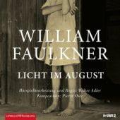Licht im August, Faulkner, William, Hörbuch Hamburg, EAN/ISBN-13: 9783957130662