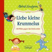 Liebe kleine Krummelus, Krantz, Margareta/Lindgren, Astrid, Verlag Friedrich Oetinger GmbH, EAN/ISBN-13: 9783789139994