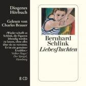 Liebesfluchten, Schlink, Bernhard, Diogenes Verlag AG, EAN/ISBN-13: 9783257803327