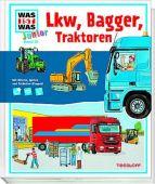 Lkw, Bagger, Traktoren, Steinhorst, Stefanie, Tessloff Medien Vertrieb GmbH & Co. KG, EAN/ISBN-13: 9783788619572