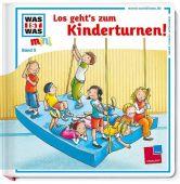 Los geht's zum Kinderturnen!, Ehrenreich, Monika, Tessloff Medien Vertrieb GmbH & Co. KG, EAN/ISBN-13: 9783788619039