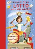 Lotto will was werden, Reich, Annika, Carl Hanser Verlag GmbH & Co.KG, EAN/ISBN-13: 9783446258761