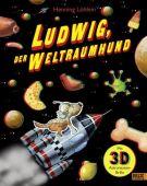 Ludwig, der Weltraumhund, Löhlein, Henning, Beltz, Julius Verlag, EAN/ISBN-13: 9783407821553