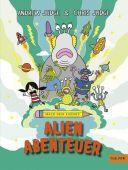 Mach dein eigenes ... Alien Abenteuer, Judge, Andrew, Beltz, Julius Verlag, EAN/ISBN-13: 9783407747914