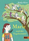 Marie und der Vogelsommer, Alves, Katja, Beltz, Julius Verlag, EAN/ISBN-13: 9783407821652