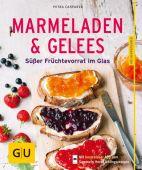 Marmeladen & Gelees, Casparek, Petra, Gräfe und Unzer, EAN/ISBN-13: 9783833858864