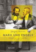 Marx und Engels, Herres, Jürgen, Reclam, Philipp, jun. GmbH Verlag, EAN/ISBN-13: 9783150111512