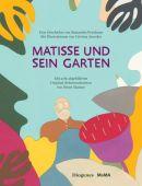 Matisse und sein Garten, Friedman, Samantha, Diogenes Verlag AG, EAN/ISBN-13: 9783257021394
