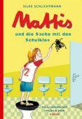 Mattis und die Sache mit den Schulklos, Schlichtmann, Silke, Carl Hanser Verlag GmbH & Co.KG, EAN/ISBN-13: 9783446262218