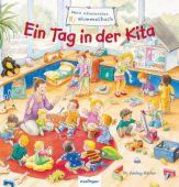 Mein allererstes Wimmelbuch: Ein Tag in der Kita, Schumann, Sibylle, Esslinger Verlag J. F. Schreiber, EAN/ISBN-13: 9783480234073