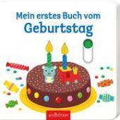 Mein erstes Buch vom Geburtstag, Ars Edition, EAN/ISBN-13: 9783845826547