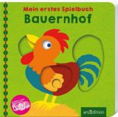 Mein erstes Spielbuch Bauernhof, Ars Edition, EAN/ISBN-13: 9783845815794