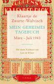 Mein geheimes Tagebuch, Zwarte-Walvisch, Klaartje de, Verlag C. H. BECK oHG, EAN/ISBN-13: 9783406688300