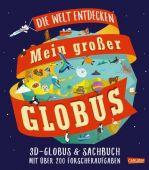 Mein großer Globus, Gray, Leon, Carlsen Verlag GmbH, EAN/ISBN-13: 9783551251688