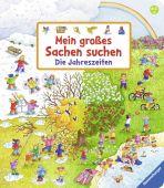 Mein großes Sachen suchen: Die Jahreszeiten, Gernhäuser, Susanne, Ravensburger Buchverlag, EAN/ISBN-13: 9783473437924