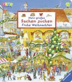 Mein großes Sachen suchen: Frohe Weihnachten, Gernhäuser, Susanne, Ravensburger Buchverlag, EAN/ISBN-13: 9783473437054