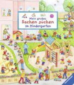 Mein großes Sachen suchen: Im Kindergarten, Gernhäuser, Susanne, Ravensburger Buchverlag, EAN/ISBN-13: 9783473437061