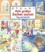 Mein großes Sachen suchen: Tag und Nacht, Gernhäuser, Susanne, Ravensburger Buchverlag, EAN/ISBN-13: 9783473437702