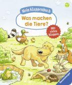 Mein Klappenbuch: Was machen die Tiere?, Gernhäuser, Susanne, Ravensburger Buchverlag, EAN/ISBN-13: 9783473437498
