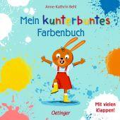 Mein kunterbuntes Farbenbuch, Behl, Verlag Friedrich Oetinger GmbH, EAN/ISBN-13: 9783789109713