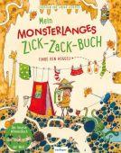 Mein monsterlanges Zick-Zack-Buch: Finde den Hoggel!, Esslinger Verlag J. F. Schreiber, EAN/ISBN-13: 9783480233960