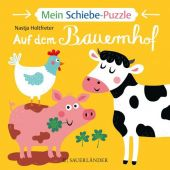 Mein Schiebe-Puzzle: Auf dem Bauernhof, Fischer Sauerländer, EAN/ISBN-13: 9783737353694
