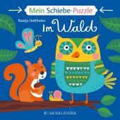 Mein Schiebe-Puzzle: Im Wald, Fischer Sauerländer, EAN/ISBN-13: 9783737353700