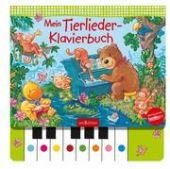 Mein Tierlieder-Klavierbuch, Ars Edition, EAN/ISBN-13: 9783845822235