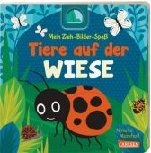 Mein Zieh-Bilder-Spaß: Tiere auf der Wiese, Hofmann, Julia, Carlsen Verlag GmbH, EAN/ISBN-13: 9783551171573