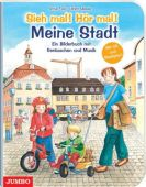 Meine Stadt, Maske, Ulrich, Jumbo Neue Medien & Verlag GmbH, EAN/ISBN-13: 9783833714610